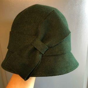 Kate Spade Cloche Hat